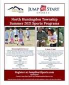 JUMP START SPORTS FLYER PICTURE