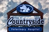 Countryside Veterinary Hospital Sign