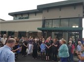Parkview Credit Union Opening Picture