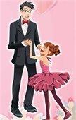 Father-Daughter Dance Clip Art